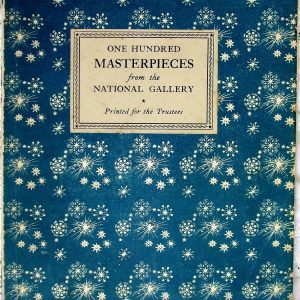 100 Masterpieces National Gallery 1937