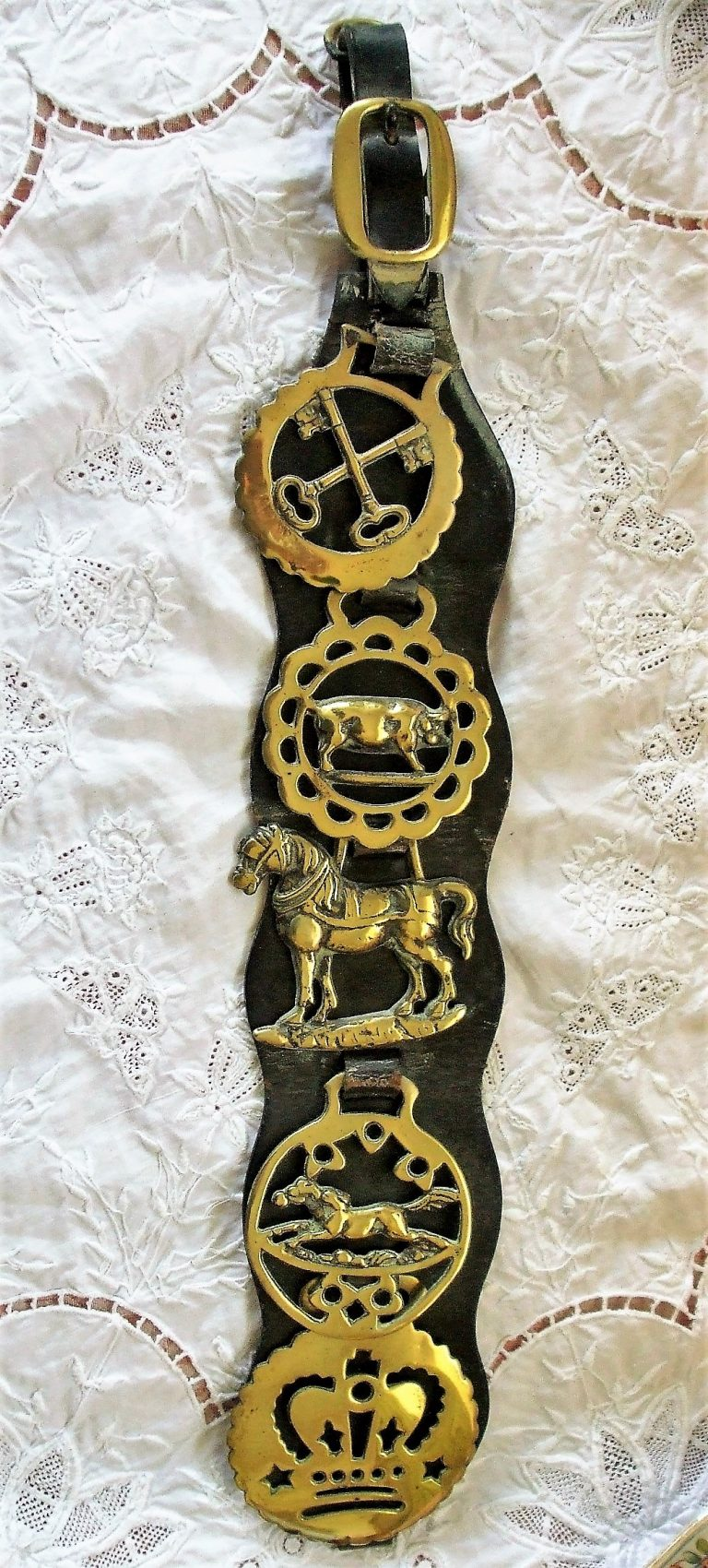5 Brass Martingale