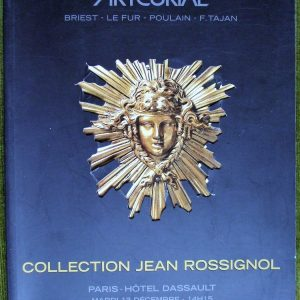 AC 00370 Collection Jean Rossignol P 13. 12. 2005
