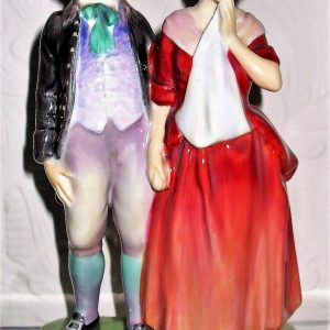 Royal Doulton Figurine A' Courting HN 2004