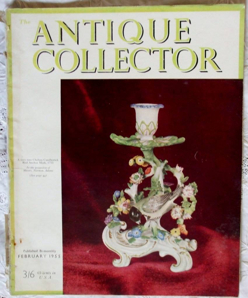 Antique Collector February 1955