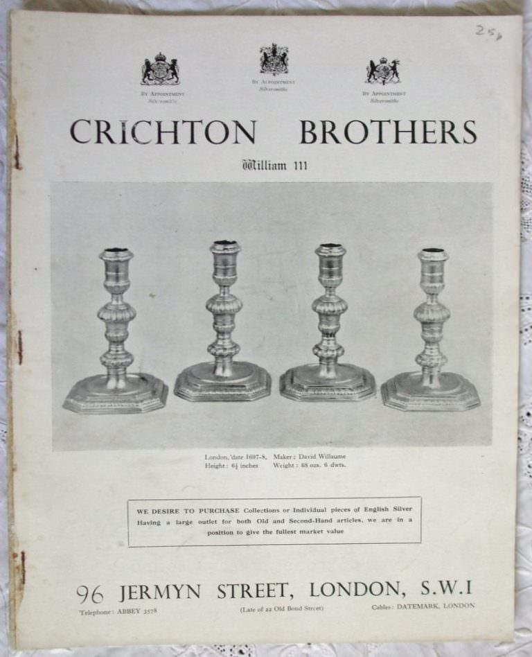 Antique Collector January-February 1946