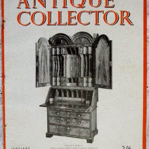Antique Collector January-February 1951