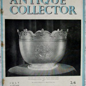 Antique Collector July-August 1947