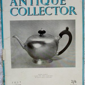 Antique Collector July-August 1949