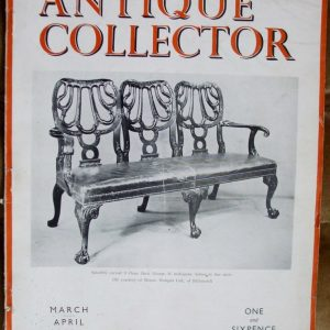 Antique Collector March-April 1944