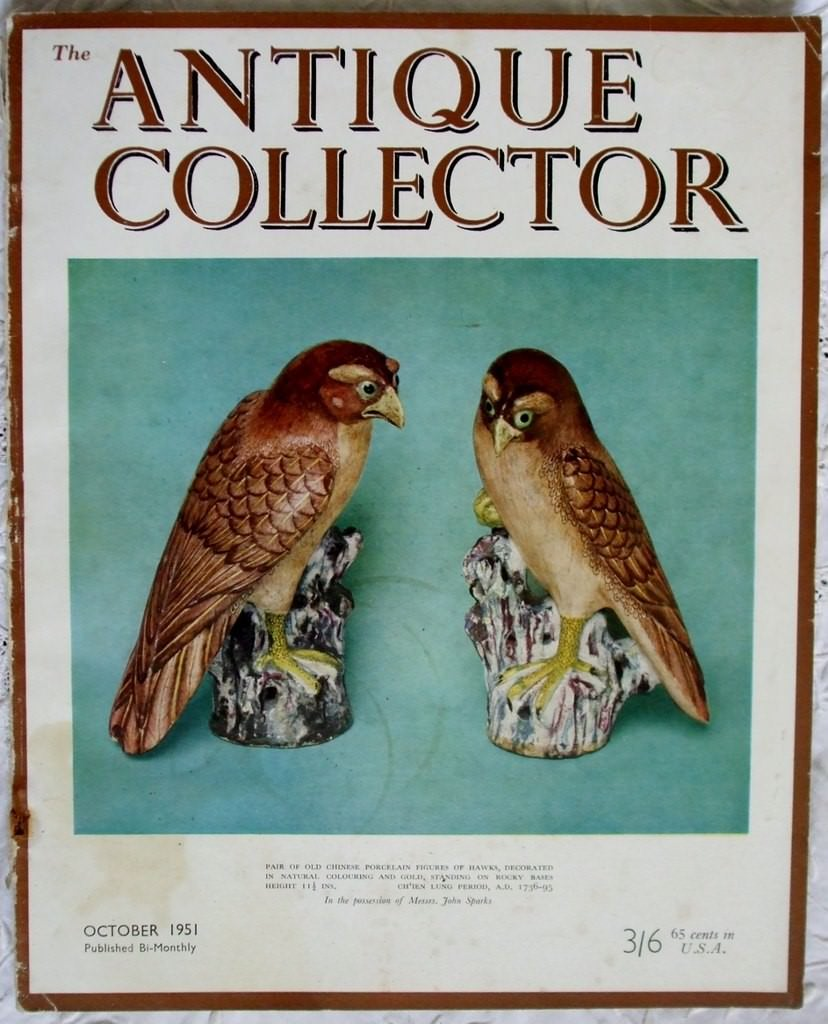 Antique Collector October1951