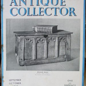 Antique Collector September-October 1943