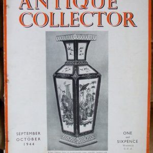 Antique Collector September-October 1944
