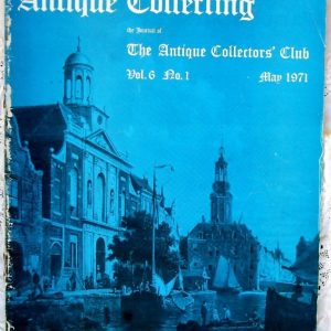 Antique Collecting May 1971