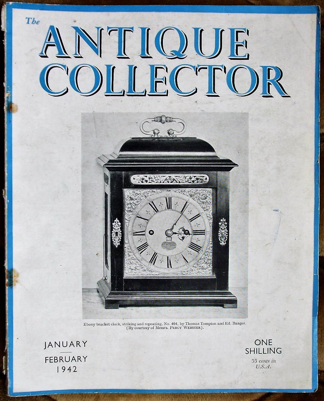 Antique Collector January February 1942