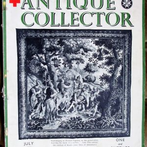 Antique Collector July August 1942