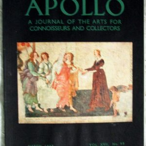 Apollo March 1933