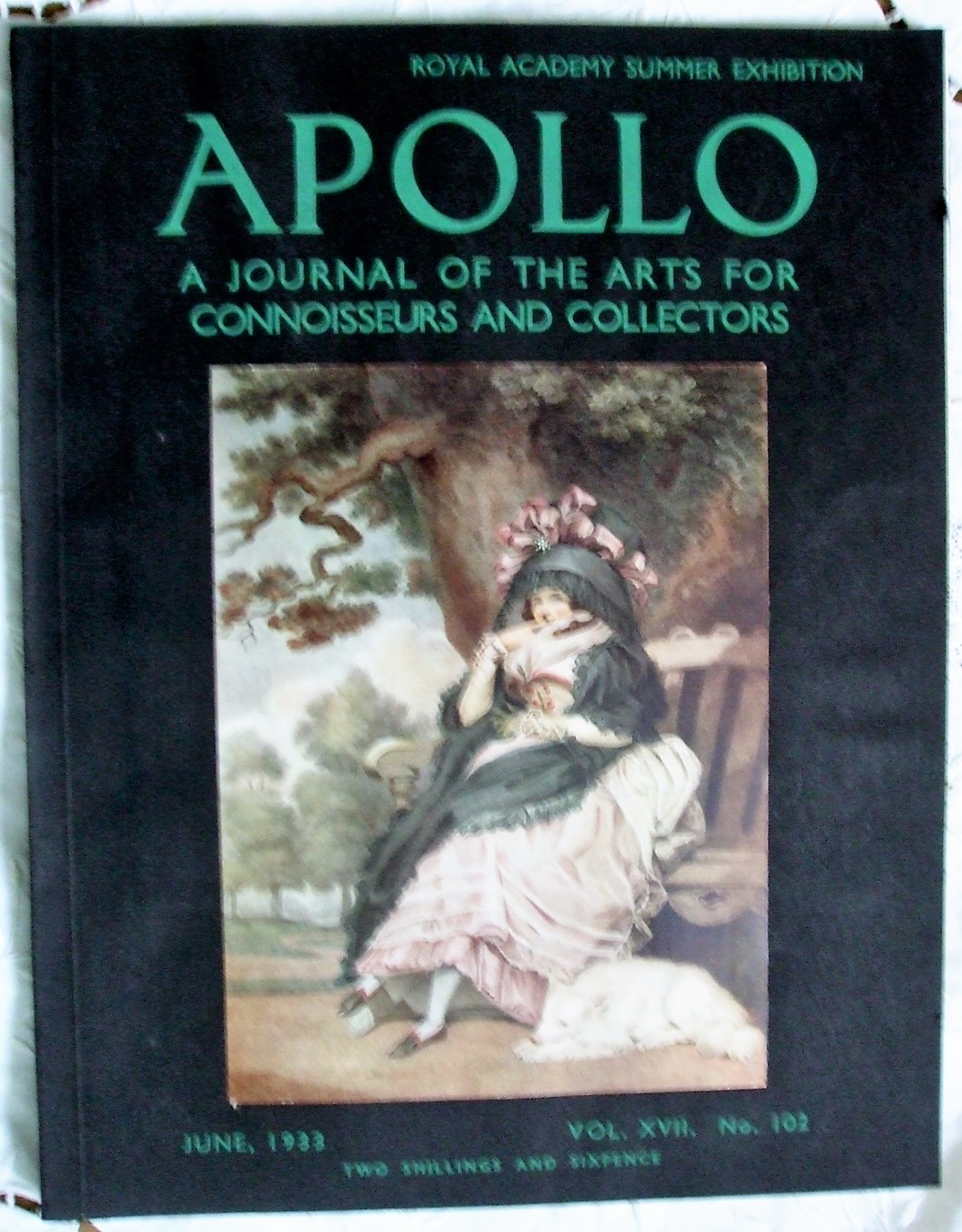Apollo June 1933