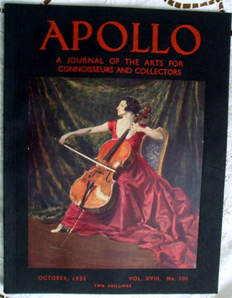 Apollo October 1933