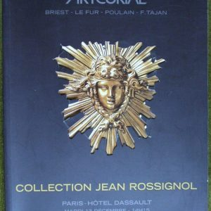 ArtCurial Collection Jean Rossignol Paris 13 December 2005