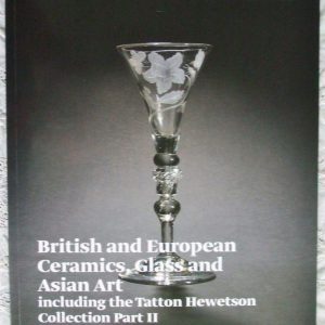 Bonhams Ceramics Glass Asian Art Oxford 29 January 2014