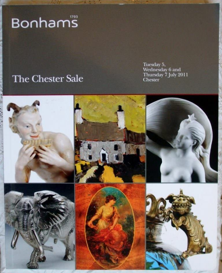 Bonhams The Chester Sale Chester 05-07 July 2011