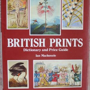 British Prints Dictionary And Price Guide