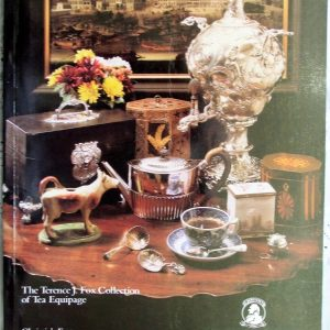 C 7063(E) The Terence J. Fox Collection of Tea Equipage NY 17. 09. 1990