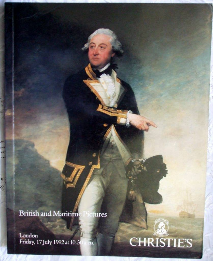 Christies British And Maritime Pictures 17 July 1992
