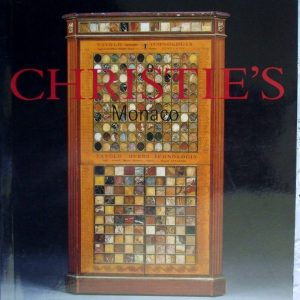 Christies Important Mobilier Orfevrerie Objets D'Art Monaco 17 June 2000