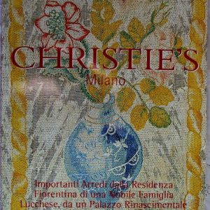 Christies Lucchese Milan 07-08 November 2000