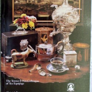 Christies The Terence J Fox Collection Of Tea Equipage New York East 17 September 1990