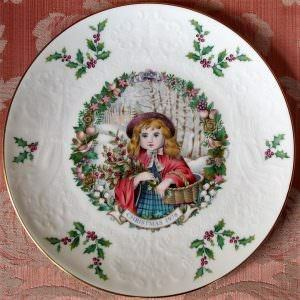 Royal Doulton Christmas Plate 1978