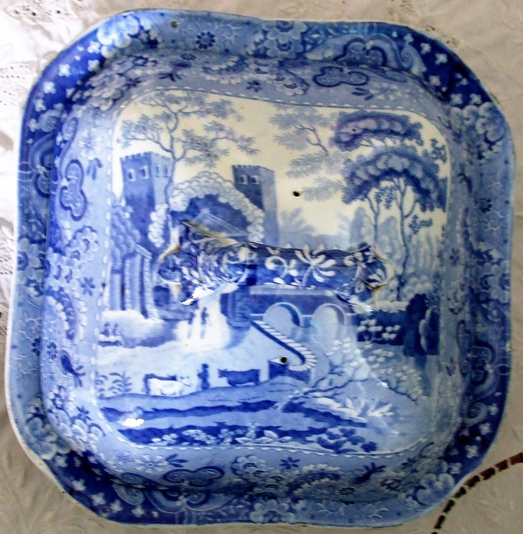 Clews Castle Tureen and Cover
