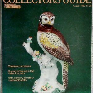 Collectors Guide August 1983