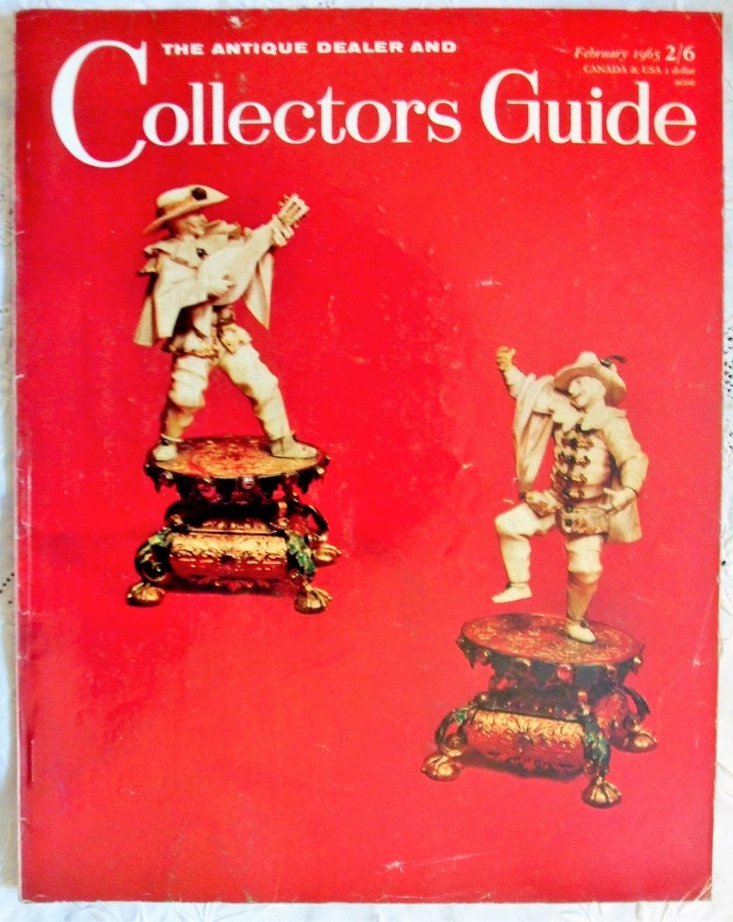 Collectors Guide February 1965