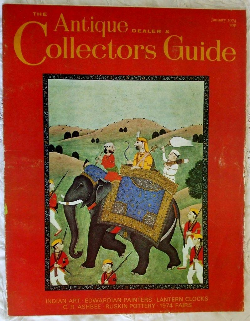 Collectors Guide January 1974