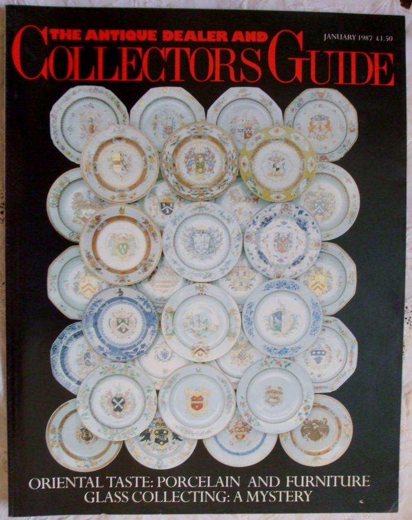 Collectors Guide January 1987