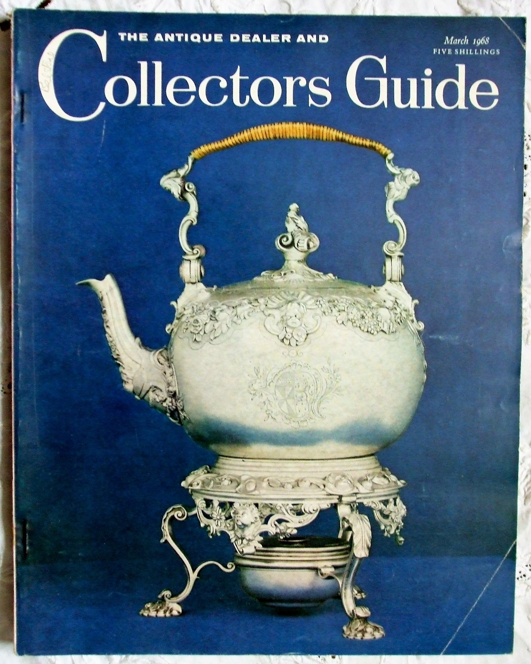 Collectors Guide March 1968
