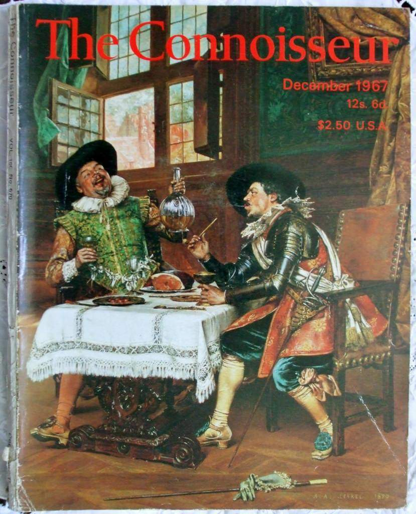 The Connoisseur December 1967