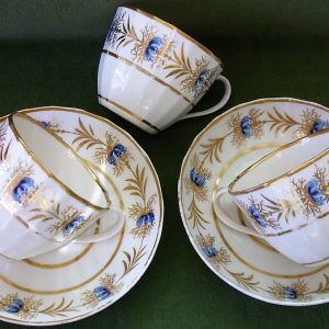 Derby Cups and Saucers