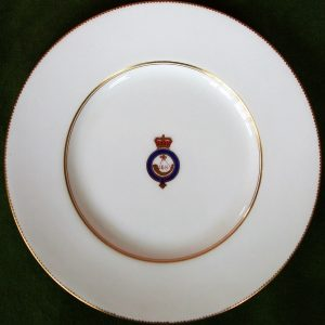 Durham Light Infantry Plate
