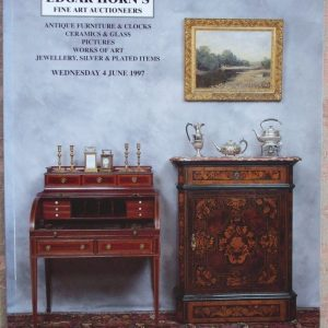 Edgar Horn Antique Furniture And Clocks Ceramics And Glass Pictures Works Of Art Jewellery Silver And Plated Items Eastbourne 04 June 1997