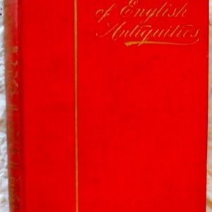 Handbook of English Antiquities