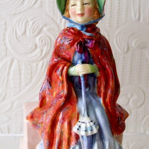 Royal Doulton Figurine Little Lady Make Believe HN 1870