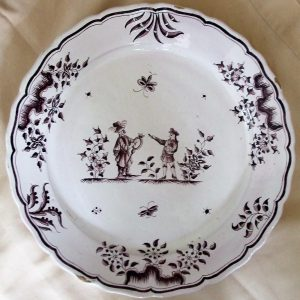 Moustiers Dish