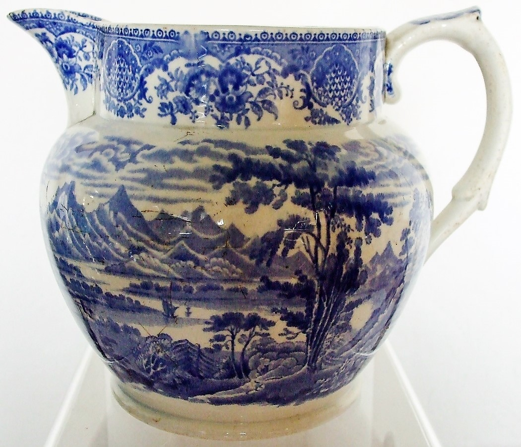 Northern Scenery Loch Creran Jug