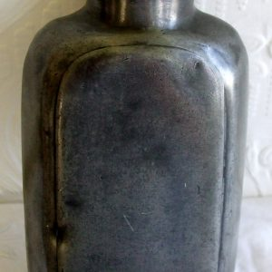 Pewter Spirit Flask