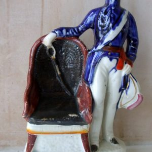 Staffordshire Figure Prince of Wales H 622
