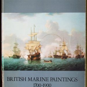 Richard Green British Marine Paintings 1700 -1900 London 1974