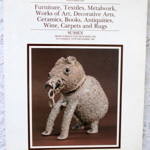 S Antiques and Collectables S 09. - 16. 12. 1986