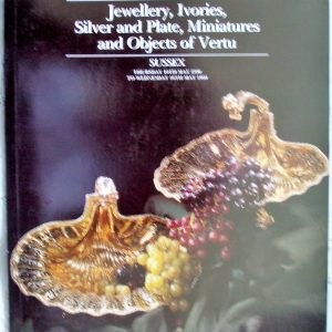 S Antiques and Collectables S 10. to 18. 05. 1990
