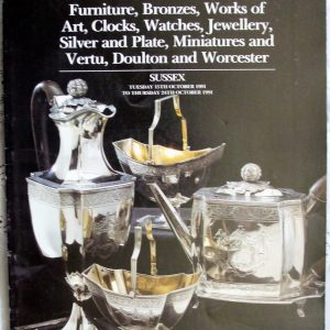 S Antiques and Collectables S 15. to 24. 10. 1991