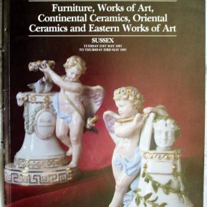 S Antiques and Collectables S 21. to 23. 05. 1991